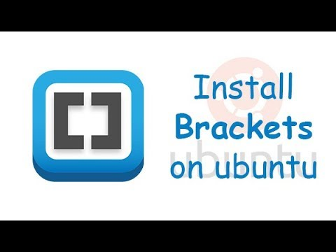 How to Install Brackets On Ubuntu via Terminal