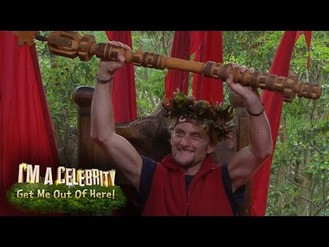 Carl Fogarty is Crowned King of the Jungle | I'm A Celebrity...Get Me Out Of Here!
