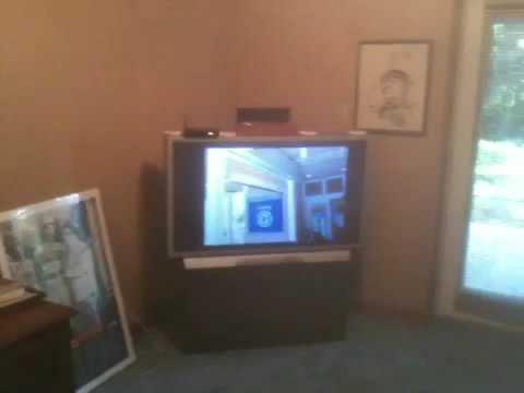 Displaying my PC screen on my TV