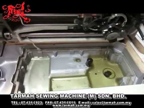 [TARMAH] JUKI - DDL 8700 Sewing Machine