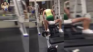 Latest Funny Gym Fails Video Compilation 2018