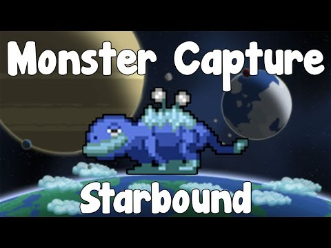Monster Capture & Combat Pets - Starbound Guide - Gullofdoom - Guide/Tutorial - BETA