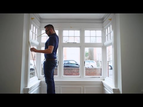 Square Bay Window Framing at Home Ideas