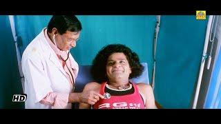 டேய்! கேக்குற கேள்விக்கு மட்டும் பதில் சொல்லுடா போதும் || Brahmanandam Church Father Comedy Scenes