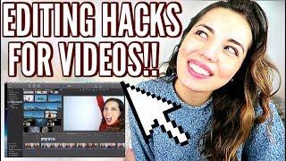 iMovie Tricks Nobody Knows!!! (Editing hacks)