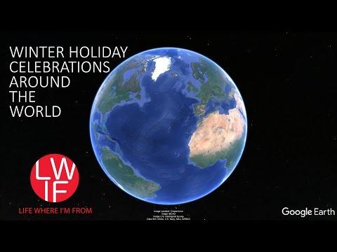 Winter Holiday Celebrations Around the World
