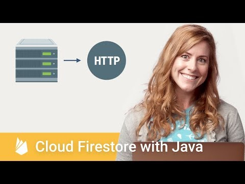 Getting Started with Cloud Firestore with Java - Firecasts