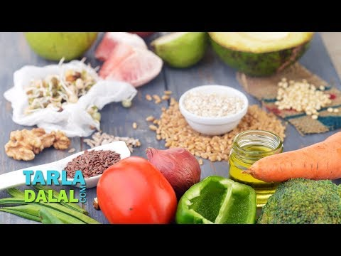 Top Heart Healthy Foods by Tarla Dalal