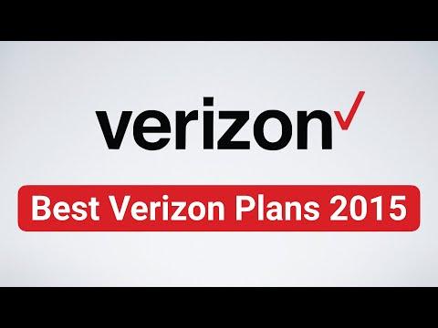 Verizon 2015 Cell Phone Plan Comparison!