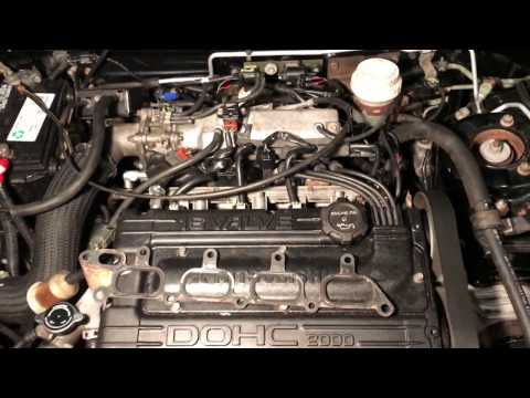 2g dsm new intake and exhaust manifold gasket