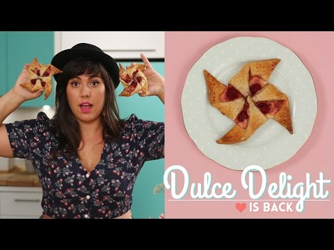 HOORAY! DULCE DELIGHT IS BACK !