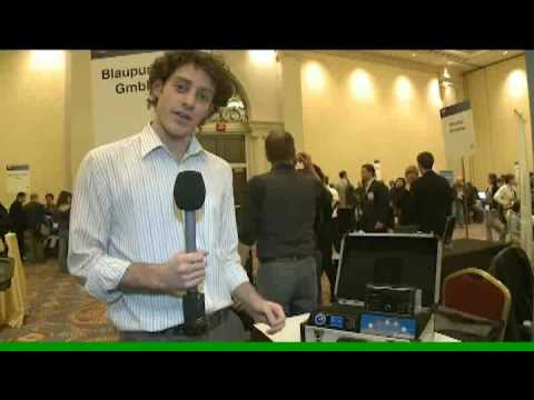 Which?: Blaupunkt launch first internet streaming car radio at CES 2009