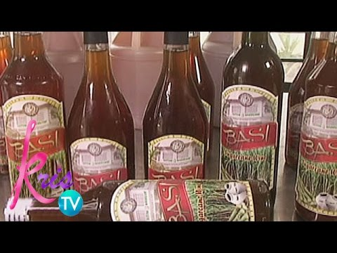 Kris TV: How to make a sugarcane wine