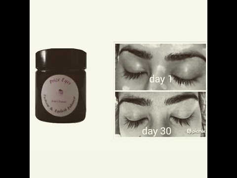 HOW TO grow your EYEBROWS and EYELASHES FAST & SAFELY + GIVEAWAY! *CLOSED*