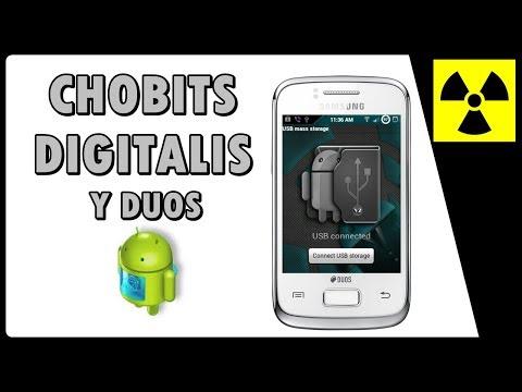 Rom Custom - COBITS DIGITALIS no Galaxy Y DUOS - (100% FUNCIONAL) + CWM