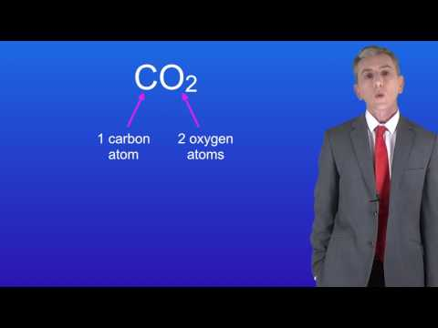 GCSE Science Chemistry (9-1) Calculating moles of a Compound