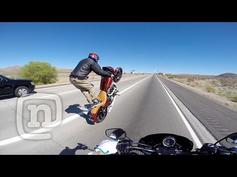 RCH Racing Vegas Monster Energy Cup & Fxck Cancer Harley Wheelie Ride Ep. 6