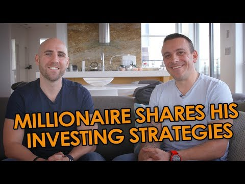Real Estate Millionaire Shares His Investing Strategies