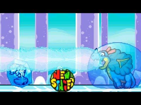 Super Princess Peach - Walkthrough Part 14 - World 6 Gleam Glacier 6-7,6-8 & 6-9