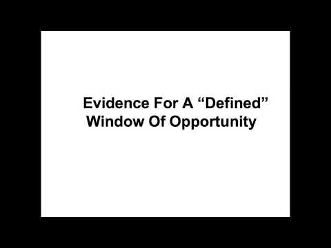 Tailoring Therapy Based on Disease Duration: Is There A Window of Opportunity?