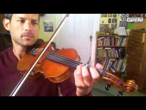 How to Embellish Fiddle Tunes with 16th Note Triplets - Technique Lesson