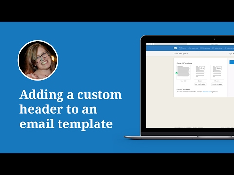 Adding a Custom Header to an Email in ConvertKit