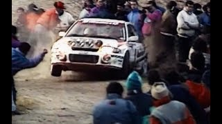 RALLYE MONTE CARLO TRIBUTE 1976-2016: Maximum Attack, On the Limits, Crashes & Best Moments
