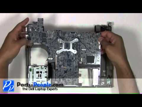 Dell Latitude E6400 | Motherboard Replacement | How-To-Tutorial
