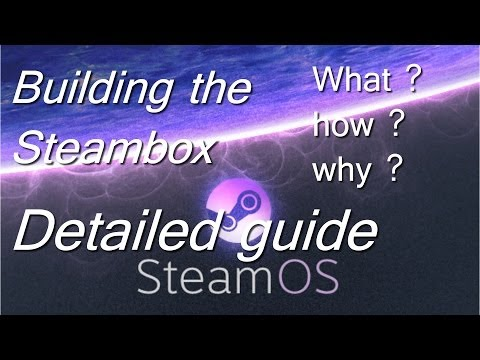 Building the Steambox Part1