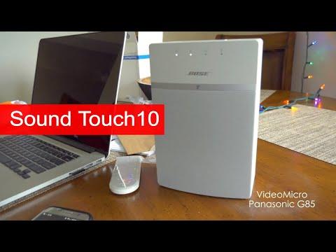 Bose SoundTouch 10 - Wireless Speaker Setup