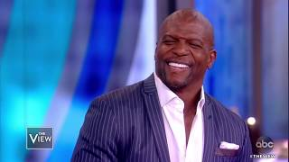 Terry Crews on the Success Behind his 30 Year Marriage | The View