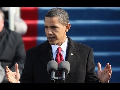 Obama's Inaugural Address - History, or Just Words?