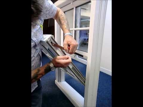 Replacing Vertical Sliding Sash Window Sash
