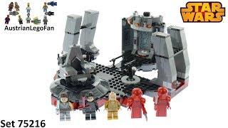 Lego Star Wars 75216 Snoke