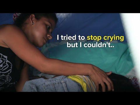 Ecuador Earthquake: UNHCR tents provide shelter to women and children