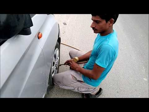 how to make tubeless tyre puncture. Tubeless tyre puncture repair