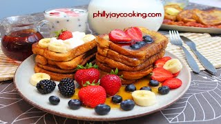 World's Best Homemade FRENCH TOAST Recipe