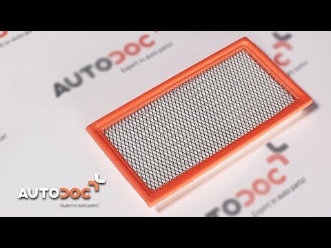 How to replace air filter DODGE CALIBER TUTORIAL | AUTODOC