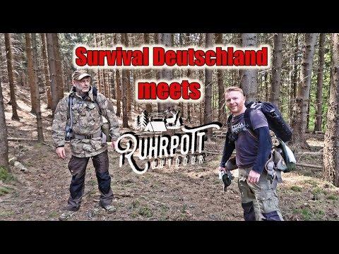 Survival Deutschland meets Ruhrpott Outdoor