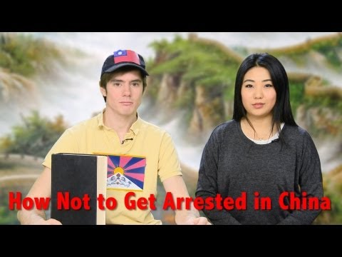 How NOT to Get Arrested in China | Learn Chinese Now
