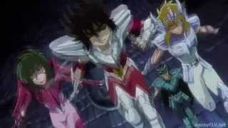 Saint Seiya Soul of Gold Opening Soldier Dream 2015