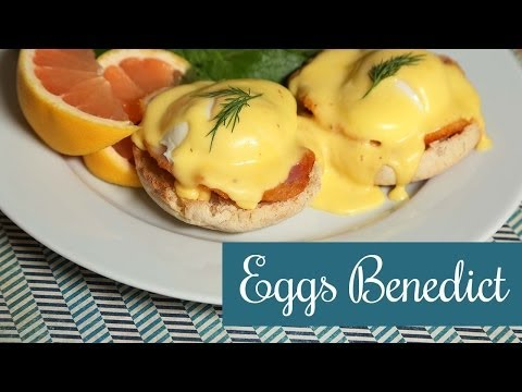 The Domestic Geek: How to Make Eggs Benedict