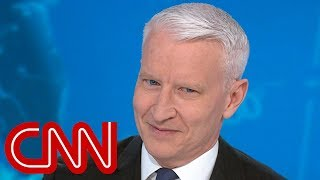 Cooper pans Trump's relationship with Fox News