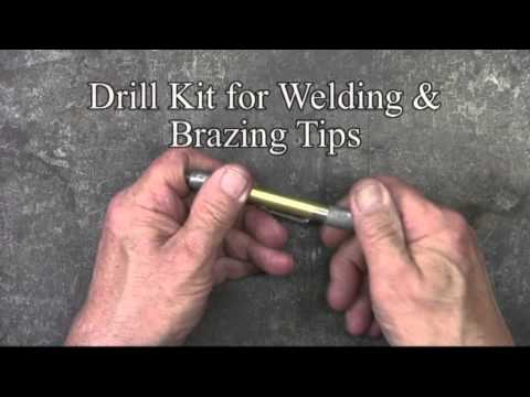 Oxygen Acetylene Brazing & Welding Tips