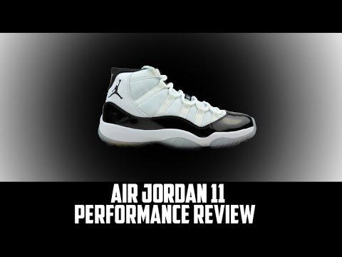 Air Jordan Project - Air Jordan XI (11) Retro Performance Review
