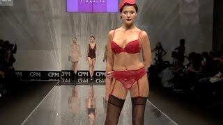 LAUMA Grand Defile Lingerie & Swim - CPM Moscow   Fall Winter 2017 2018 by Fashion Channel