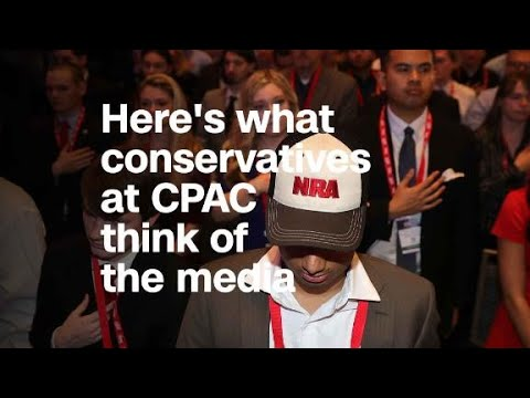 Here's what young conservatives at CPAC think of the...