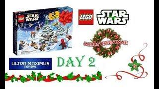 Day 2 Star Wars LEGO Advent Calendar (2018)