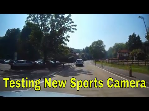 Testing out new VTIN HD Sports Camera