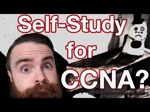 Should I Self-Study for the CCNA? (Or any other IT Certification)